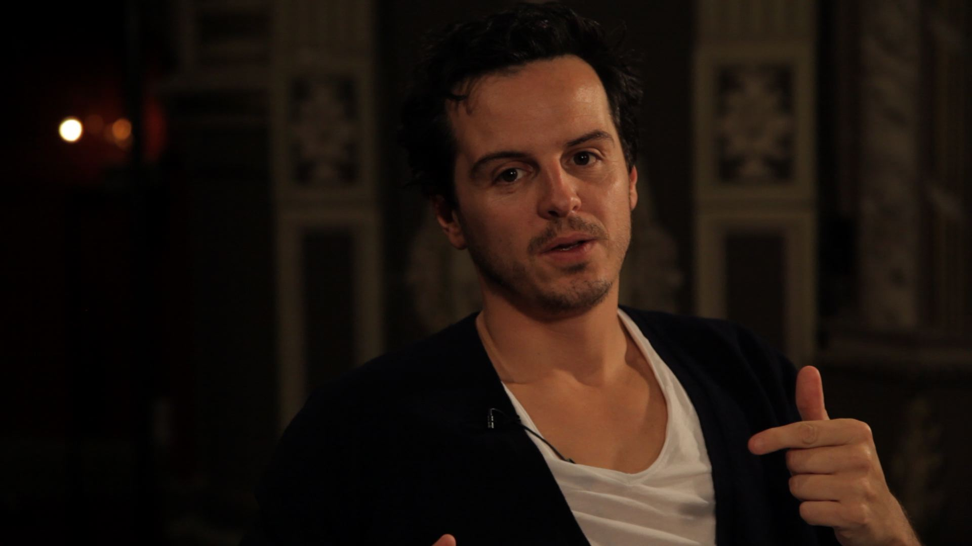 andrew scott interview