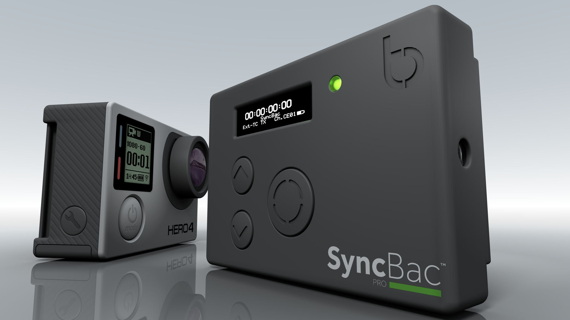 3D Animation Syncbac Pro for GoPro