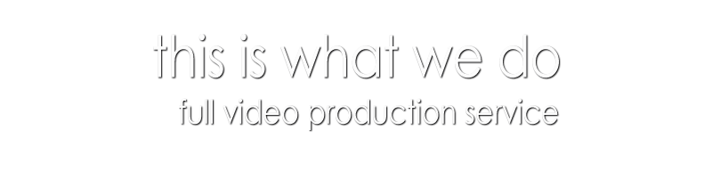 Video Production Worcester
