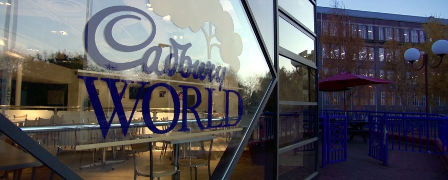 Cadbury World Exhibition Film