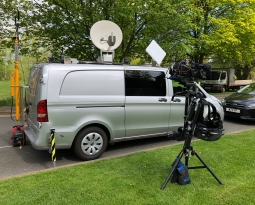 New for 2019 – Outside Broadcast Services