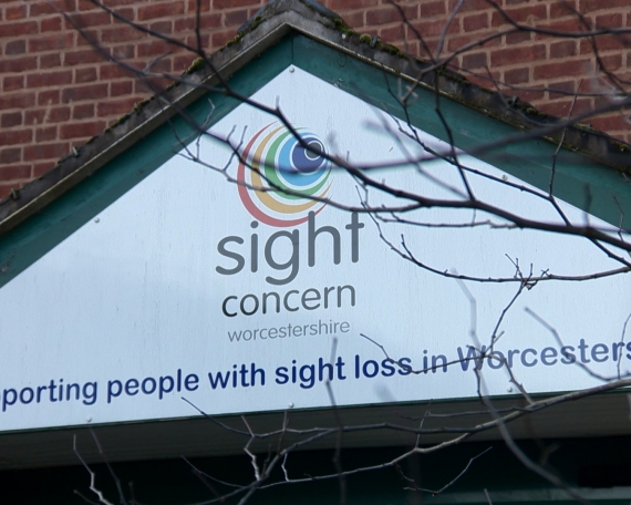Sight Concern Worcestershire