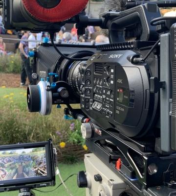 Live Multiple Camera Recording