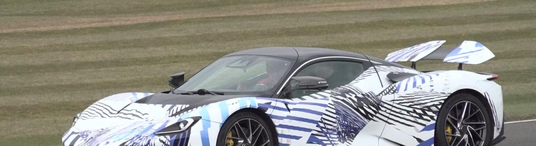 Pininfarina Battista Electric Hyper GT at Goodwood