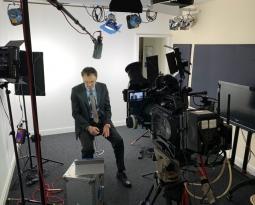 New Studio Available @ SQTV